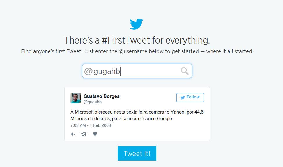 primeiro-tweet
